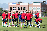 USMNT Training, Saturday, June 15, 2013