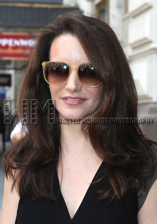 Kristin Davis.attending 'Gore Vidal - A Celebration' at the Schoenfeld Theatre in New York City on August 23, 2012