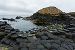 The Giant's Causeway in Northern Ireland