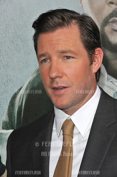 """Edward Burns at the Los Angeles premiere of his movie """"Alex Cross"""" at the Cinerama Dome, Hollywood..October 15, 2012  Los Angeles, CA.Picture: Paul Smith / Featureflash"""