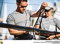 From 24th March to 1st April the bay of Palma  host the 48th edition of the Trofeo Princesa Sofia IBEROSTAR, one of the most important Olympic Classes regatta in the world. Around a 800 sailors from 45 nations will meet in Mallorca to start the Olympic path towards Tokyo 2020, in one of the most international sports event and with a higher participation in Spain. Image free of editorial rights. ©Pedro Martinez / Sailing Energy / Trofeo Princesa SofÌa IBEROSTAR