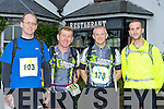 Ed Niland, John O'Shea, Niall O'Callaghan and Tom O'Sullivan Kenmare the Killarney Adventure race on Saturday who participated at the Killarney Adventure race on Saturday