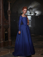 Mary Queen of Scots (2018) <br /> Promo shot of Saoirse Ronan<br /> *Filmstill - Editorial Use Only*<br /> CAP/KFS<br /> Image supplied by Capital Pictures