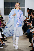 Proenza Schouler<br /> Paris Fashion Week, Ready to Wear, Spring Summer 2019.  Paris, France in October 2018.<br /> CAP/GOL<br /> &copy;GOL/Capital Pictures