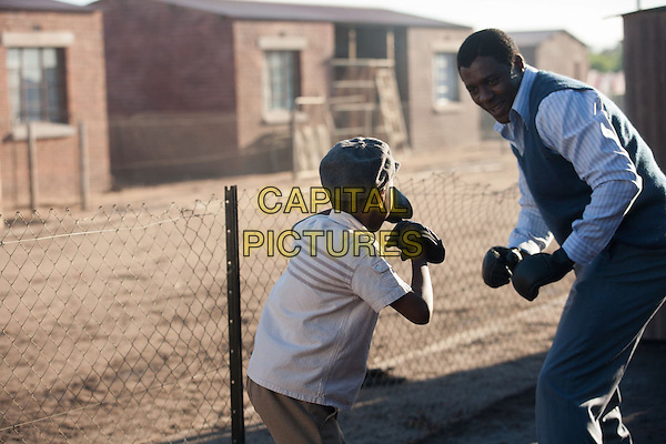 Idris Elba<br /> in Mandela: Long Walk to Freedom (2013) <br /> *Filmstill - Editorial Use Only*<br /> CAP/FB<br /> Image supplied by Capital Pictures