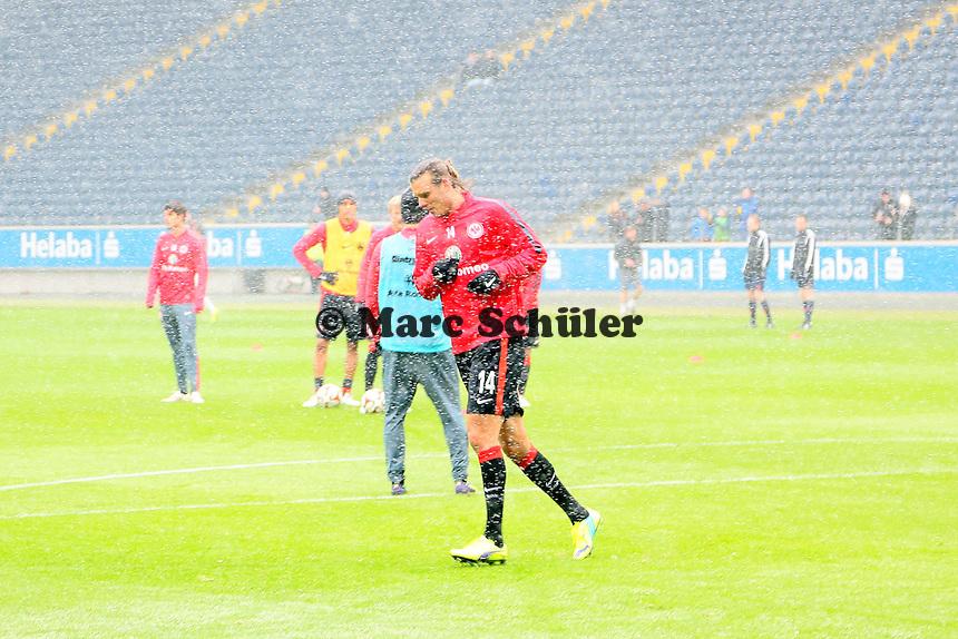 Alex Meier (Eintracht)  - Eintracht Frankfurt vs. Servette Genf, Commerzbank Arena
