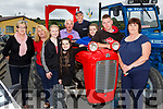 The family and organisors of the late Paudie Fitzmaurice  launching the Tractor run in his honor which will be held in Castleisland on Sunday 10th September l-r: Tina O'Mahony, Anna Curtin, Ava and Sharon Fitzmaurice, Charlie Farrelly, Willie Reidy, Laura, Paudie Jnr and Mary Fitzmaurice