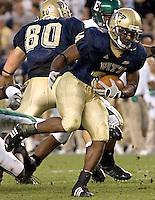 Pittsburgh running back LaRod Stephens-Howling from September 1, 2007.