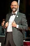 Javier Cansado attends to orange carpet of new comedian schedule of #0 during FestVal in Vitoria, Spain. September 06, 2018. (ALTERPHOTOS/Borja B.Hojas)