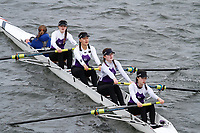 Crew: 333  Putney High Sch  Event: Girls Fours<br /> <br /> Schools' Head of the River 2017<br /> <br /> To purchase this photo, or to see pricing information for Prints and Downloads, click the blue 'Add to Cart' button at the top-right of the page.