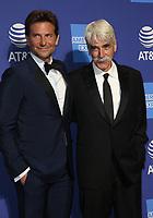 03 January 2019 - Palm Springs, California - Bradley Cooper, Sam Elliott. 30th Annual Palm Springs International Film Festival Film Awards Gala held at Palm Springs Convention Center.            <br /> CAP/ADM/FS<br /> &copy;FS/ADM/Capital Pictures