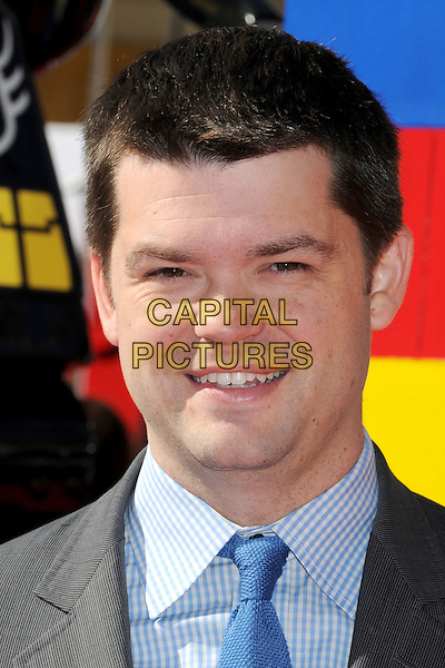 1 February 2014 - Westwood, California - Chris Miller. &quot;The Lego Movie&quot; Los Angeles Premiere held at the Regency Village Theater.  <br /> CAP/ADM/BP<br /> &copy;Byron Purvis/AdMedia/Capital Pictures
