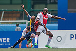 Ajax All Stars vs USRC during the Masters of the HKFC Citi Soccer Sevens on 21 May 2016 in the Hong Kong Footbal Club, Hong Kong, China. Photo by Li Man Yuen / Power Sport Images