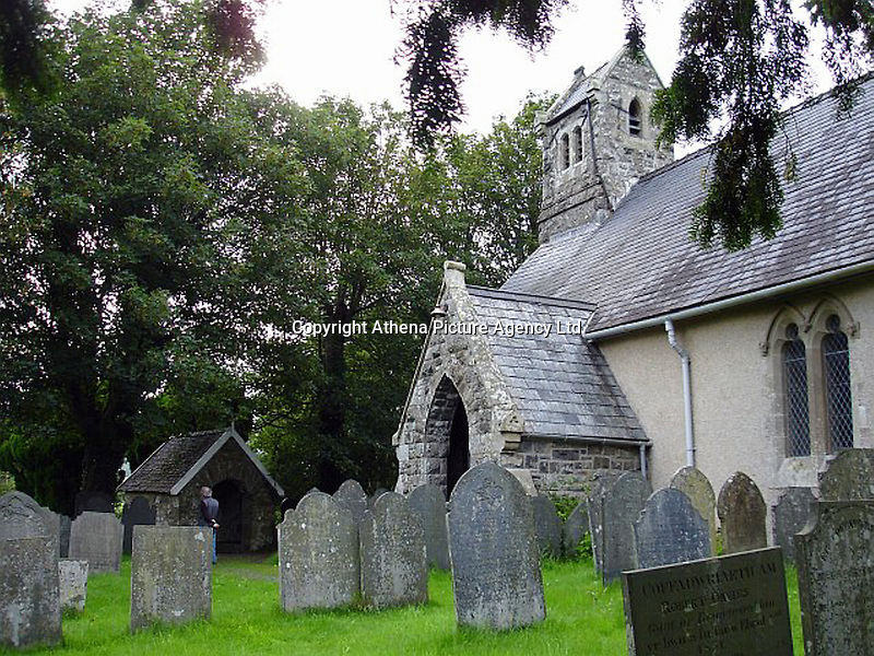 """Pictured: St Cadfan Church in Llangadfan, Powys, Wales, UK<br /> Re: An undertaker has issued an apology after the wrong body was taken to a funeral in Powys.<br /> The error meant mourners sat through the full service at St Cadfan Church, Llangadfan, on Friday before the error was detected.<br /> It was only noticed when flowers were removed from the casket at the grave and the wrong name was on the plaque.<br /> R G Peate Funeral Directors of Welshpool apologised for """"the genuine mistake"""".<br /> The funeral was able to continue when the caskets were swapped and the correct body was buried.<br /> Funeral director Geraint Peate said: """"Having provided a caring service to the bereaved of this community for over 40 years without a single adverse incident I am personally devastated by this event.<br /> """"It was obviously deeply distressing for the family, to those attending the funeral and also to myself and my staff who were present.""""<br /> Friends and family of the dead person told Radio Cymru's Post Cyntaf the mistake was like """"something out of a film"""" and were """"deeply shocked that such a thing had happened""""."""