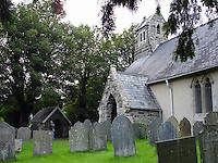 "Pictured: St Cadfan Church in Llangadfan, Powys, Wales, UK<br /> Re: An undertaker has issued an apology after the wrong body was taken to a funeral in Powys.<br /> The error meant mourners sat through the full service at St Cadfan Church, Llangadfan, on Friday before the error was detected.<br /> It was only noticed when flowers were removed from the casket at the grave and the wrong name was on the plaque.<br /> R G Peate Funeral Directors of Welshpool apologised for ""the genuine mistake"".<br /> The funeral was able to continue when the caskets were swapped and the correct body was buried.<br /> Funeral director Geraint Peate said: ""Having provided a caring service to the bereaved of this community for over 40 years without a single adverse incident I am personally devastated by this event.<br /> ""It was obviously deeply distressing for the family, to those attending the funeral and also to myself and my staff who were present.""<br /> Friends and family of the dead person told Radio Cymru's Post Cyntaf the mistake was like ""something out of a film"" and were ""deeply shocked that such a thing had happened""."