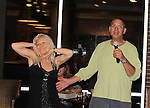 One Life To Live's Gary Donatelli and Ilene Kristen- Karaoke - Sing It For Autism - 13th Annual Daytime Stars and Strikes for Autism on April 22, 2016 at The Residence Inn Secaucus Meadowland, Secaucus, NJ. April is Autism Awareness Month - Make a Difference This Spring. (Photo by Sue Coflin/Max Photos)