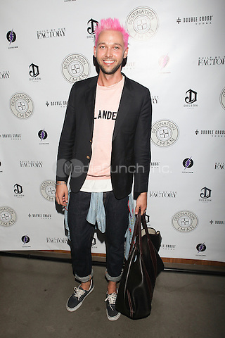 NEW YORK, NY - SEPTEMBER 7: Chris Benz attends Destination IMAN Website Launch Party at the Dream Hotel in  New York City, NY. September 7, 2012. © Diego Corredor/MediaPunch Inc.