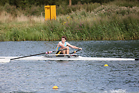 Race: 127: J16 1x  Final<br /> <br /> Peterborough Summer Regatta 2017 - Saturday<br /> <br /> To purchase this photo, or to see pricing information for Prints and Downloads, click the blue 'Add to Cart' button at the top-right of the page.