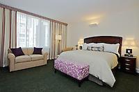 Srand Hotel New York, NY Room.