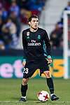 Mateo Kovacic of Real Madrid in action during the Copa del Rey 2017-18 match between CD Leganes and Real Madrid at Estadio Municipal Butarque on 18 January 2018 in Leganes, Spain. Photo by Diego Gonzalez / Power Sport Images
