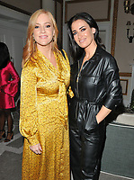 Sarah-Jane Mee and Kirsty Gallacher at the Marie Claire Future Shapers Awards 2018, The Principal London, Russell Square, London, England, UK, on Tuesday 09 October 2018.<br /> CAP/CAN<br /> &copy;CAN/Capital Pictures