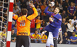 Kamil Syprzak, 4th October  2017, Palau Blaugrana, Barcelona, Spain; EHF Mens Champions League Group Phase, handball. FC Barcelona Lassa v CRO HC Prvo Plinarski Drustvo