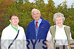 Kathleen McMullen, Sean and Joan Kelly Tralee at the annual mass in Killaclohane Wood, Milltown on Sunday ..