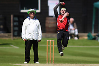 Max Harris of NMCC during North Middlesex CC vs Hampstead CC, Middlesex County League Cricket at Park Road on 25th May 2019
