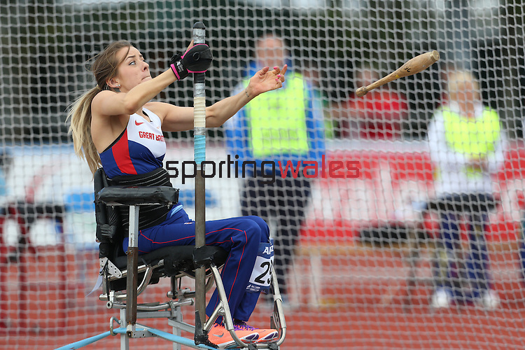 IPC European Athletics Championship 2014<br />