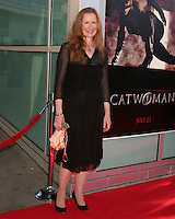 "©2004 KATHY HUTCHINS /HUTCHINS PHOTO.PREMIERE OF ""CATWOMAN"".HOLLYWOOD, CA.JULY 19, 2004..FRANCES CONROY."