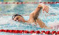 Zac Reid, 200m Freestyle. New Zealand Short Course Swimming Championships, National Aquatic Centre, Auckland, New Zealand, Tuesday 1st October 2019. Photo: Simon Watts/www.bwmedia.co.nz/SwimmingNZ