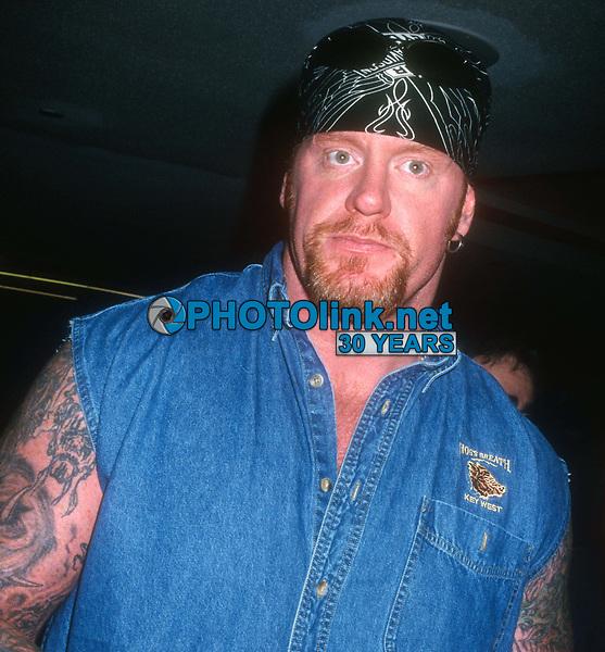 WWE Undertaker (Mark William Calaway) 2000<br /> Photo By John Barrett/PHOTOlink.net