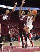 Texas A&M at Arkansas women's basketball
