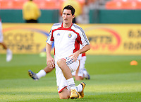 Chivas USA forward Sacha Kljestan (16).  DC United defeated Chivas USA 3-2 at RFK Stadium, Saturday  May 29, 2010.