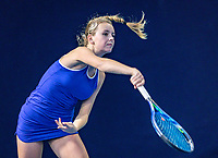 Hilversum, Netherlands, December 2, 2018, Winter Youth Circuit Masters, Elysia Pool  (NED)<br /> Photo: Tennisimages/Henk Koster