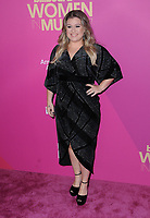 30 November  2017 - Hollywood, California - Kelly Clarkson. Billboard Women in Music 2017 held at The Ray Dolby Ballroom. Photo Credit: Birdie Thompson/AdMedia