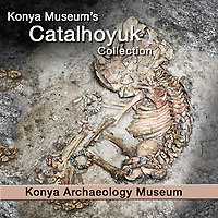 Pictures of Konya Archaeological Museum Catalhoyuk Artefacts -