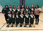 12-19-16, Huron High School cheer team