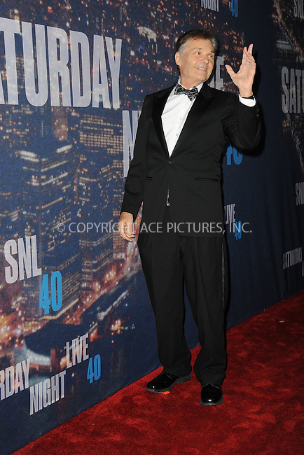 WWW.ACEPIXS.COM<br /> February 15, 2015 New York City<br /> <br /> Fred Willard walking the red carpet at the SNL 40th Anniversary Special at 30 Rockefeller Plaza on February 15, 2015 in New York City.<br /> <br /> Please byline: Kristin Callahan/AcePictures<br /> <br /> ACEPIXS.COM<br /> <br /> Tel: (646) 769 0430<br /> e-mail: info@acepixs.com<br /> web: http://www.acepixs.com