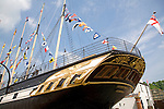 SS Great Britain maritime museum, Bristol, England