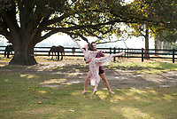 Dance Academy: The Movie (2017) <br /> Xenia Goodwin &amp; Thomas Lacey<br /> *Filmstill - Editorial Use Only*<br /> CAP/RFS<br /> Image supplied by Capital Pictures