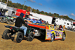 Oct 17, 2009; 11:01:24 AM; Lawrenceburg, IN., USA; The 29th Annual Dirt Track World Championship dirt late models 50,000-to-win event at the Lawrenceburg Speedway.  Mandatory Credit: (thesportswire.net)