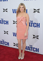 Jen Lilley arrives at 'The Watch' Premiere Sponsored by AXE at Grauman's Chinese Theatre on July 23, 2012 in Hollywood, California MPI25 / Mediapunchinc /*NortePhoto.com*<br />