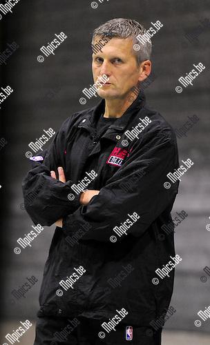 2011-10-20 / Basketbal / seizoen 2011-2012 / Turuka / Kris de Pauw..Foto: Mpics