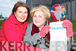 Fundraising show: Getting geared up for the fundraising Christmas in Tarbert show at the Tarbert Community Centre this Sunday, December 14th at 5pm were Margaret Fitzmaurice, Community Centre Committee and performance tutor Priscilla Donovan.   Copyright Kerry's Eye 2008