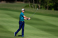 Justin Rose (ENG) on the 2nd fairway during the 3rd round at the WGC HSBC Champions 2018, Sheshan Golf CLub, Shanghai, China. 27/10/2018.<br /> Picture Fran Caffrey / Golffile.ie<br /> <br /> All photo usage must carry mandatory copyright credit (&copy; Golffile | Fran Caffrey)