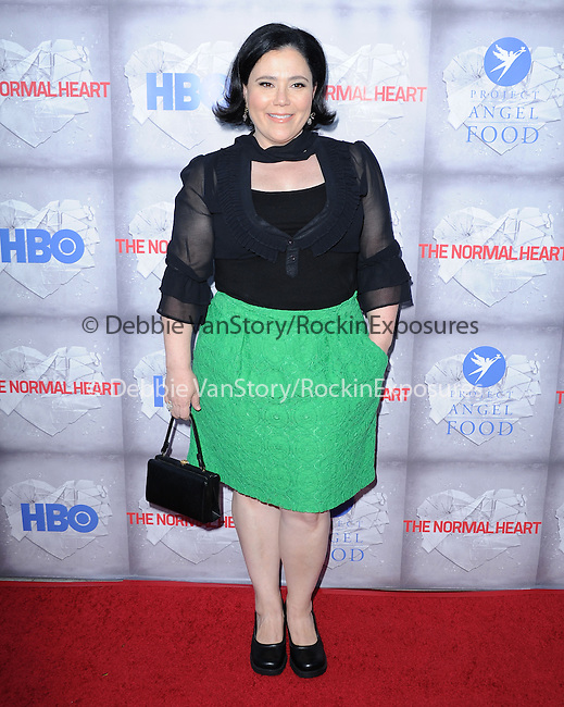 Alex Borstein attends The HBO L.A. Premiere of The Normal Heart held at The WGA in Beverly Hills, California on May 19,2014                                                                               © 2014 Hollywood Press Agency