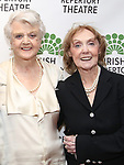 Angela Lansbury and Charlotte Moore attend the 'Sondheim at Seven' 2017 Gala Benefit Production at Town Hall on June 13, 2017 in New York City.
