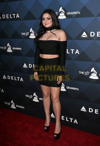 Hollywood, CA - February 12 Ariel Winter Attending Delta Air Lines Celebrates 2016 GRAMMY Weekend at NeueHouse Los Angeles On February 12, 2016.  <br /> CAP/MPI/RTNSadou<br /> &copy;RTNSadou/MPI/Capital Pictures