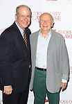 Jed Bernstein, Terrence McNally attending the Press Preview Photo Call for the Bucks County Playhouse 2013 Summer Season at the Signature Theatre Griffin Lobby  on May 28, 2013 in New York City.